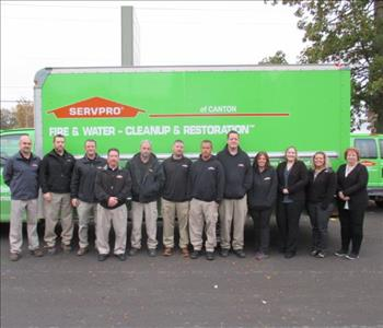 SERVPRO of Canton